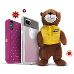 Buy an OtterBox, get a free Ollie doll
