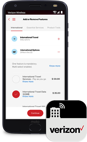 My Verizon for Business App | Verizon Wireless