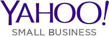 Logotipo de Yahoo Small Business