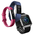 Save on select Fitbits