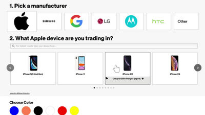 How to Trade in Your Device
