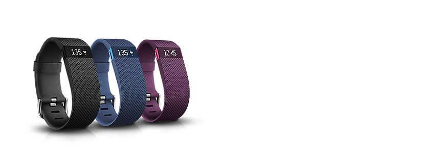 Spotlight on Fitbit Charge HR™