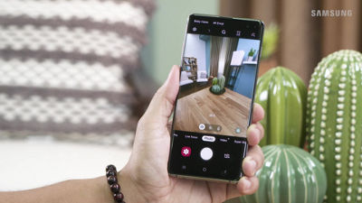 Galaxy S10 Ultra Wide Camera