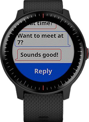 3165914e8bd Garmin Vivoactive 3 Music GPS Smartwatch | Verizon Wireless
