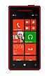HTCWindows Phone 8X Red