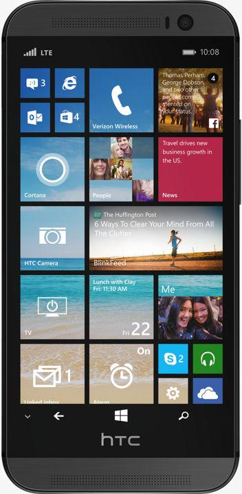 One® (M8) Windows