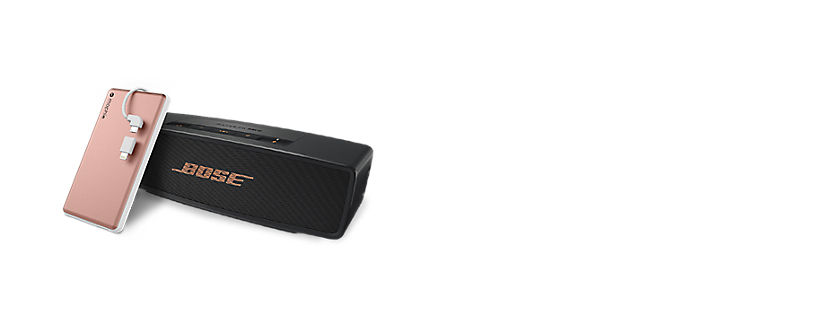 Spotlight on Bose®  SoundLink® Mini Bluetooth Speaker II, mophie powerstation® plus 6000