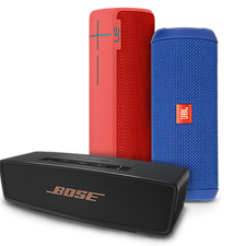Verizon Monthly Accessory Spotlight: Powerful Bluetooth® Speakers