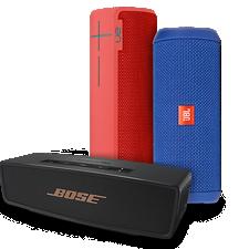 Verizon Monthly Accessory Spotlight: Powerful Bluetooth® Speakers
