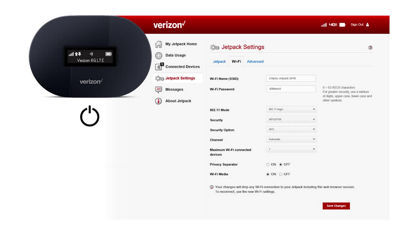 signing into a jetpack admin page verizon wireless rh verizonwireless com verizon wireless jetpack 6620l manual verizon wireless jetpack settings