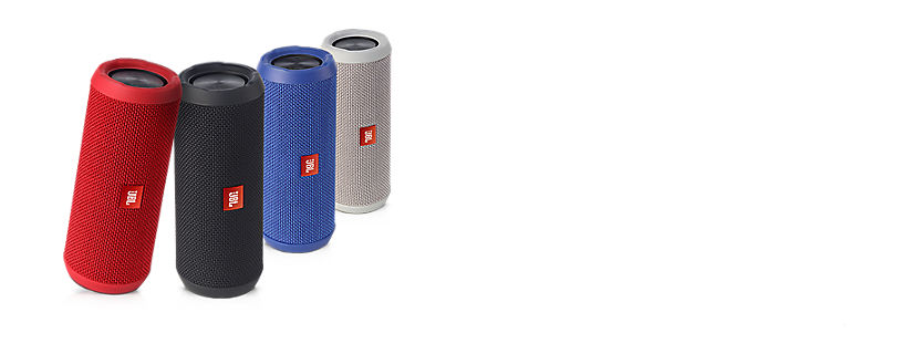 Spotlight on the JBL® Flip 3 Bluetooth® Splashproof Speaker