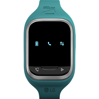 GizmoPal® 2 by LG in Blue