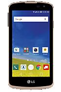 LG K4 LTE in Brown