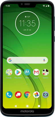 Moto G7 Power TV