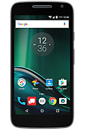 Moto G Play Droid in Black