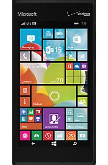 lumia 735 update to windows 10