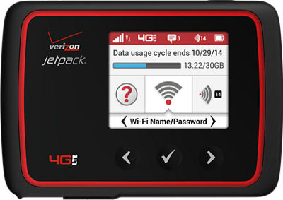 Image result for verizon wifi jetpack