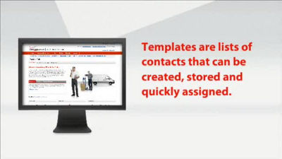 Push To Talk Online Management Tool - Templates