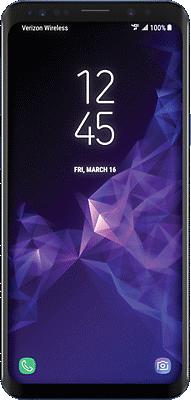 Samsung Galaxy S9 3 Colors In 64 Gb For 33 33 Mo Verizon Wireless