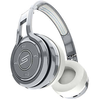 SYNC by 50 On-Ear Wireless Headphones - Cool Silver