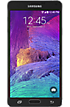 SamsungGalaxy Note 4 Charcoal Black