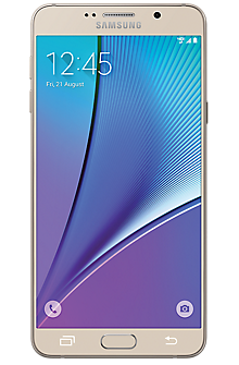 Samsung Galaxy Note 5 Gold Note5