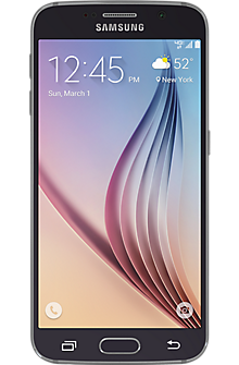 Galaxy S® 6 32GB in Gold Platinum