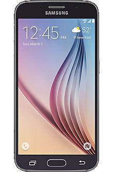 83d2f3f8a Shop the latest Samsung devices. Samsung Galaxy S6 Black