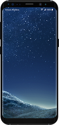 Samsung Galaxy S8. Save $100 off  Code VZWDEAL. Excludes upgrades.