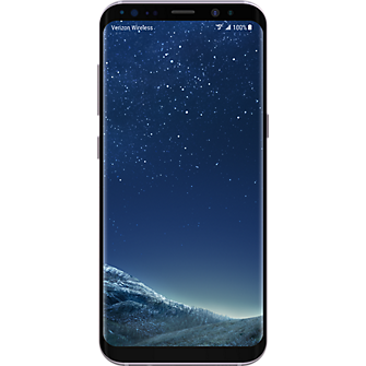 Samsung Galaxy S8, 5 8inch Curved Display - Infinity Screen