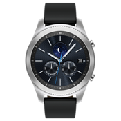 Samsung Gear S3 classic in Silver