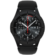 Samsung Gear S3 frontier in Black