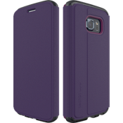Evo Frame Wallet for Samsung Galaxy S 6 Edge - Purple
