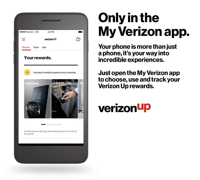 VerizonUp | New Rewards Program by Verizon Wireless