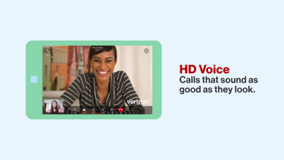 Verizon Messages - Videollamadas en HD