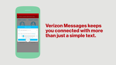 Verizon Messages - On the Move