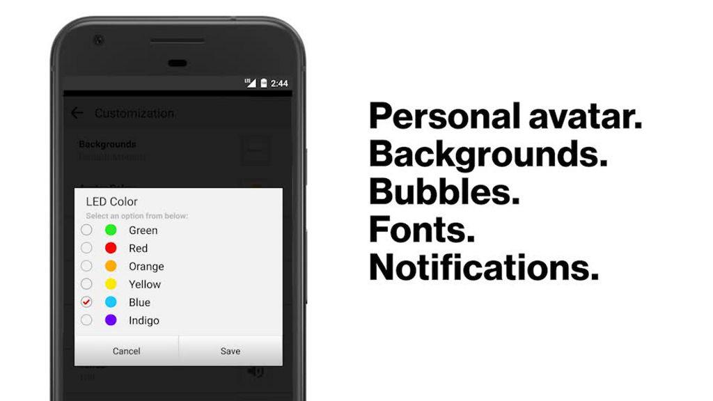 Explore Verizon Messages