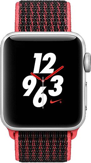 2020 metà fuori prodotto caldo Apple Watch Series 3 Nike+ Aluminum 38mm, Save Up to $35
