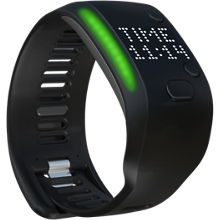 adidas miCoach Fit Smart - Black Small