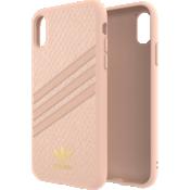 Originals Samba Rose Snake Snap Case for iPhone XR - Pink