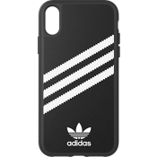 Originals Samba Snap Case for iPhone XR - Black/White