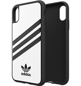 36bb4f01cd adidas Originals Samba Snap Case for iPhone XR Colour White