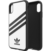 Originals Samba Snap Case for iPhone XR - White/Black