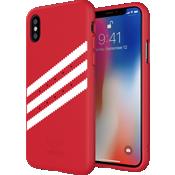 adidas Originals Gazelle Suede Case for iPhone X - Red/White