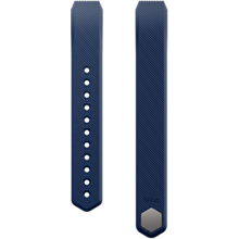 Fitbit Alta Classic Accessory Band, Blue - Small
