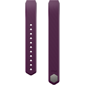Fitbit Alta Classic Accessory Band, Plum - Large