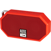 Mini H2O Speaker - Red