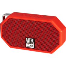 Mini H2O Speaker - Red