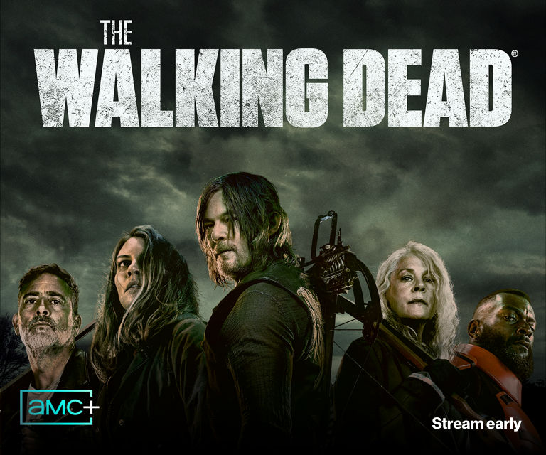 Now get AMC+ for 12 months, on us.