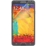 Verizon Anti-Scratch Screen Protectors (3 Pack) w/ Screen Wipe for Samsung Galaxy Note 3